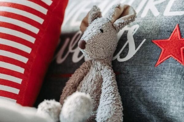 Home Accessory 101: DIY using fabrics for your stuffed toy at home